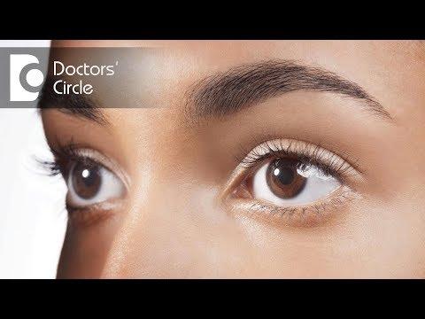 How to treat white bump on eye corner at home?-Dr. Rasya Dixit