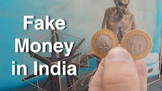 Fake Money in India (& How to Avoid It) - Please Read Note in Description