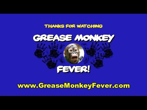 New Grease Monkey Fever website
