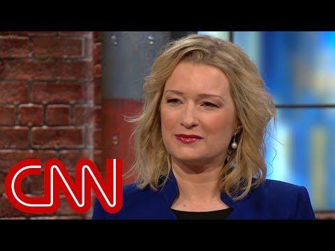 Al Franken accuser calls speech 'inappropriate'
