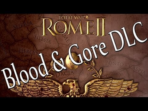 Total War: Rome 2 - Blood & Gore DLC