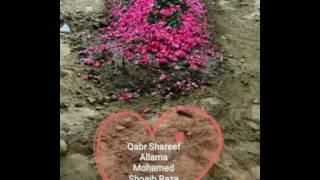 The Legendary Speech Of Marhoom Mufti Shuaib Raza Sahab... At Mubarakpur Ashrafia