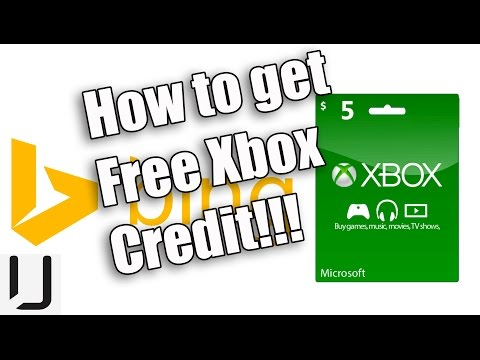 How to get FREE Xbox Credit using Bing Rewards - stupid easy