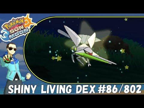 SHINY VIKAVOLT!!! Grubbin Live Reaction!!! Pokemon Sun and Moon Shiny Hunting!