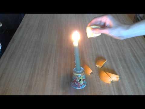 Orange Flame Thrower