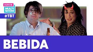 Paulo Gustavo tem PROBLEMAS com bebida!? | #TBT 220 Volts  | Humor Multishow