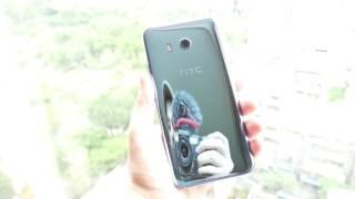 HTC U11 Amazing Silver HD unboxing