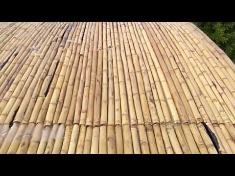 Bamboo Roof India