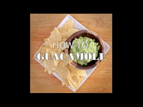 Quick tips: How to make guacamole | Canadian Living