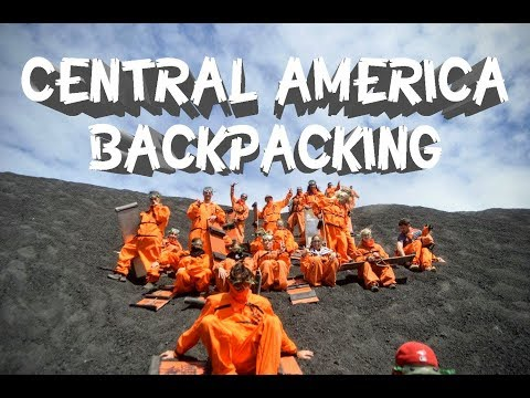 Backpacking in Central America 2017   Central America Trip   Mexico   Belize   Guatemala   Nicaragua