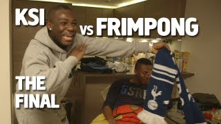 KSI vs Frimpong - The Final | Fifa 13