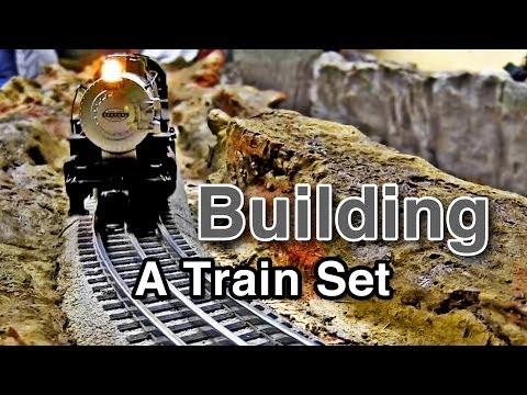 Building A Train Set