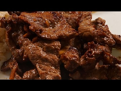 How to Cook Beef Tapa Recipe | Tapsilog Recipe