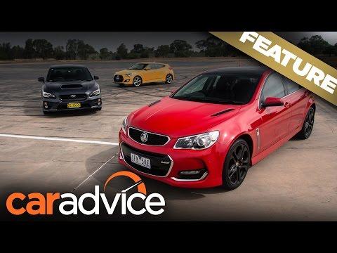 Front-wheel-drive v rear-wheel-drive v all-wheel-drive | A CarAdvice Feature
