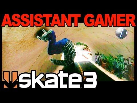 SKATE 3 - Assistant Gamer - Red Swordfish Studios