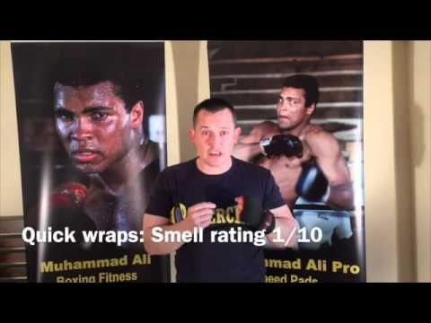 Boxing Glove Smell Prevention test update - 20 hours