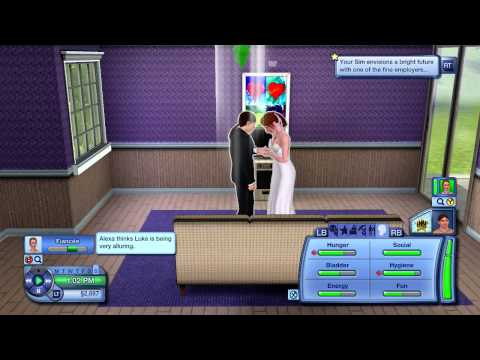 Sims 3 How to Have a Private Wedding