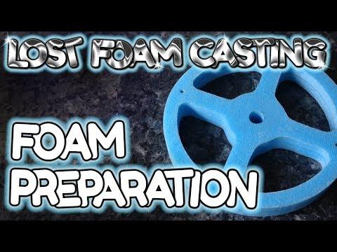 Lost Foam Casting: Foam Preparation - by VegOilGuy