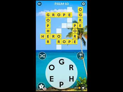 wordscapes Palm 10