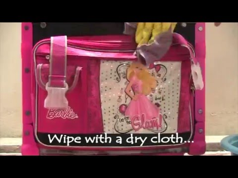 How To Clean Your School Trolley Bag
