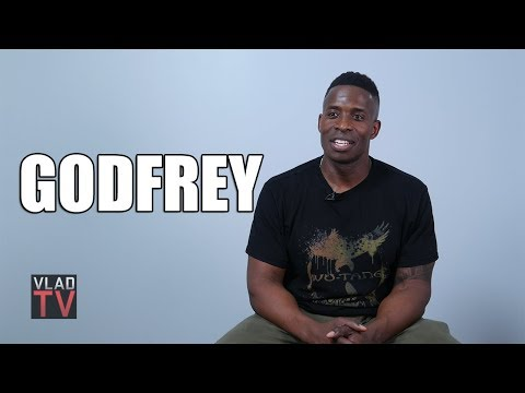 Godfrey Does Vlad Impersonation, Says it's Different from