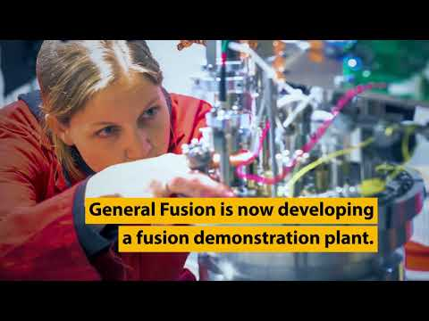 #BCTECHSummit - General Fusion