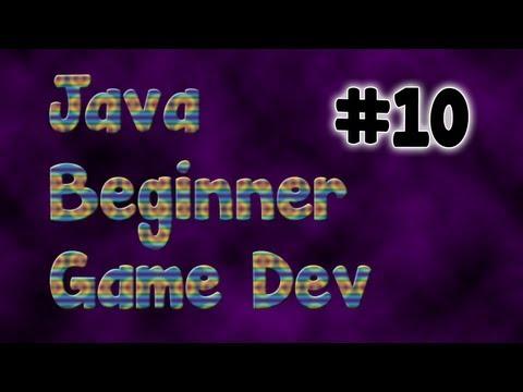 Java Beginner Tutorial - Basic Enemies