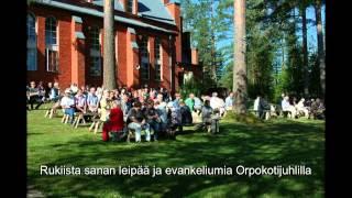 """""""AIKA ON NYT"""" Inkerin kirkon lähetyspappi Arvo Survo"""