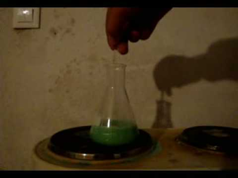 How to make CuCl (Copper(I) Chloride)