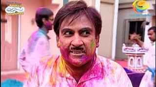 Jetha Ki Holi Khelne Ki Zidd! | Taarak Mehta Ka Ooltah Chashmah | TMKOC Comedy | तारक मेहता