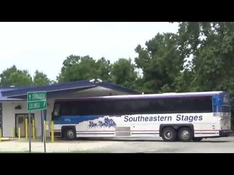 Charleston, SC Grehound Bus Station
