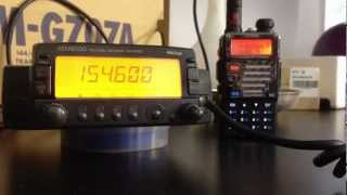 Operating a Kenwood TM-D700A Without A Control Head Videos