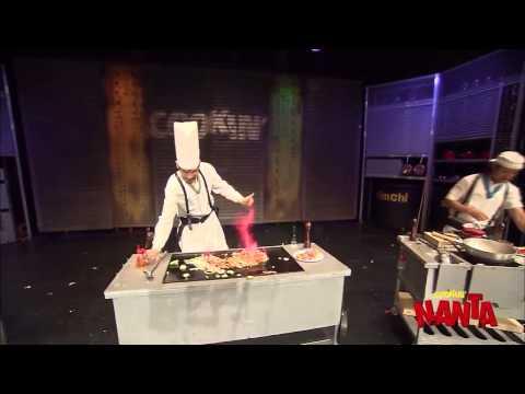 Cookin' Nanta Show in Bangkok [HD]