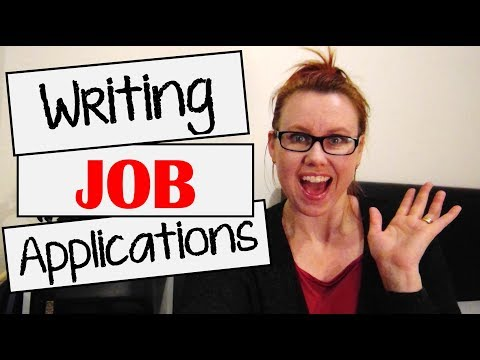 Job Applications |  Teachers & Executive