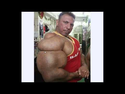 Top 10 Synthol Freaks !!! - PlayItHub Largest Videos Hub