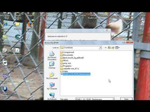 Jailbreak Ipod Touch 2nd Generation 3.0 Firmware