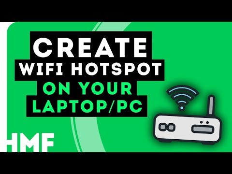 How to Create WiFi Hotspot in Your Laptop Windows 7/8/10 (2018)