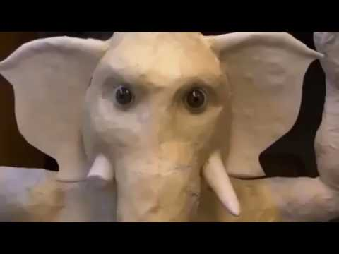 How To Make Paper Mache Ganesh   eco friendly