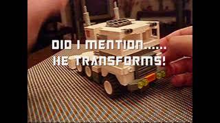 HOW TO MAKE A LEGO OPTIMUS PRIME / ULTRA MAGNUS PART 4