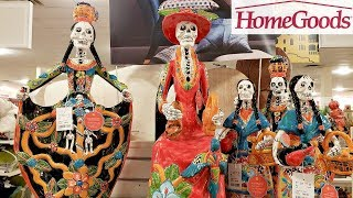 HOMEGOODS HALLOWEEN FALL SHOP WITH ME HOME DECOR 2018