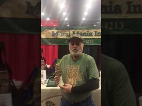Tom Nauman - Morel Mania 2018 Indiana Deer, Turkey & Waterfowl Expo