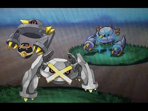 LIVE!! [Magnet Pull] Shiny Metang after 7670 REs! (Pokémon White2) +Evolution!