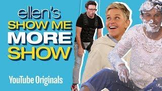 Behind the Scenes: Ellen