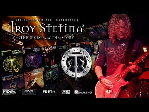 Beginner Rock/Metal Guitar with Troy Stetina®