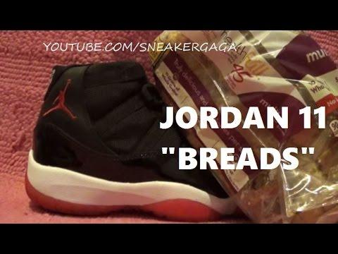 Air Jordan 11 XI Bread Shoe Review BEST HD ONLINE By Sneaker Gaga