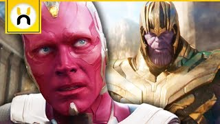 Why Vision is the MOST Important Character in Avengers Infinity War