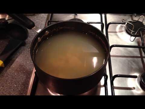 How to Make Fresh Root Ginger Tea
