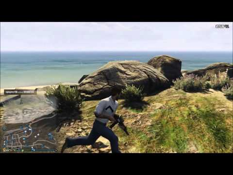 GTA5 online - Playing with friends!!!!
