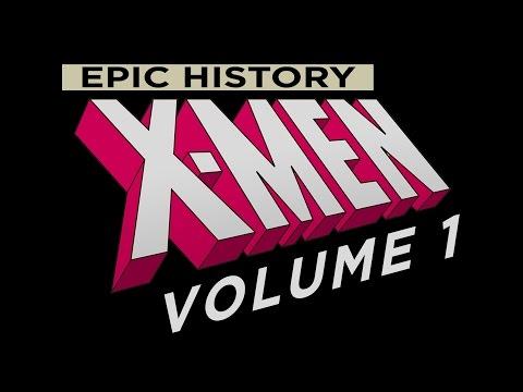 X-Men Epic History: Volume 1, The 60s Era