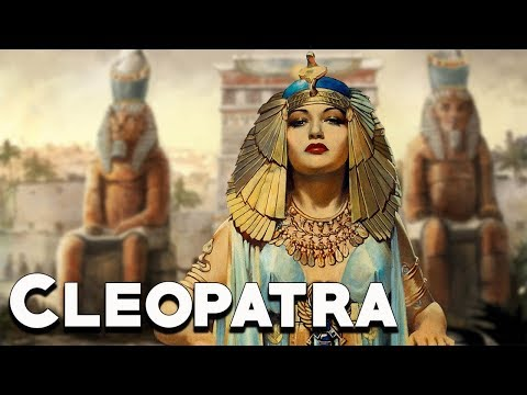 Xxx Mp4 Cleopatra The Queen Of Egypt Part 1 2 Great Figures Of History See U In History 3gp Sex